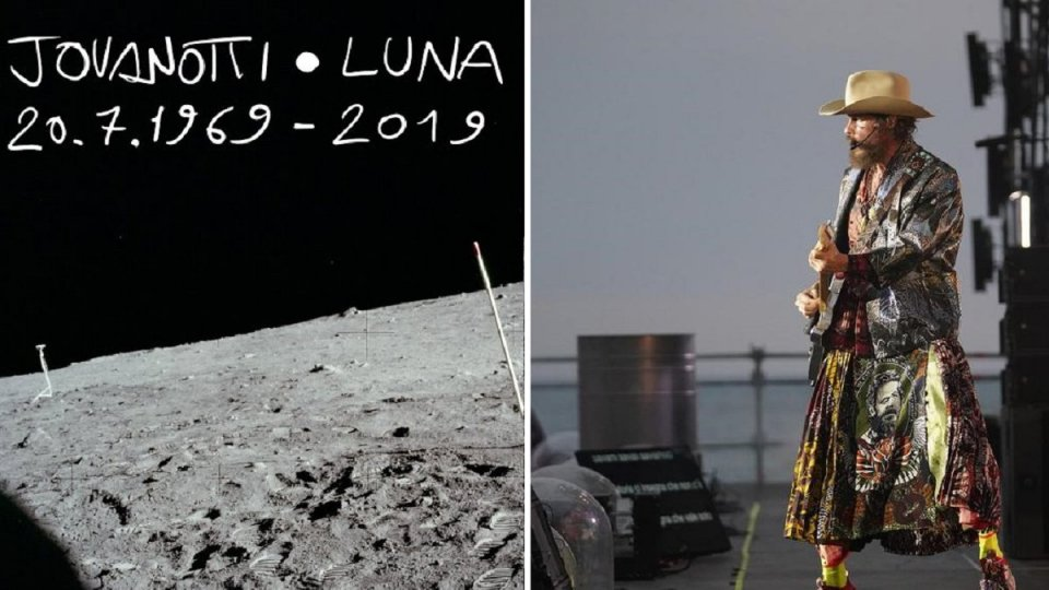 """""""Lorenzo sulla Luna"""": l'album di cover di Jovanotti"""