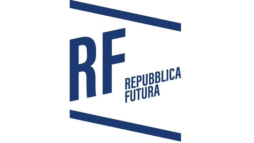 Repubblica Futura presenta nuovo logo