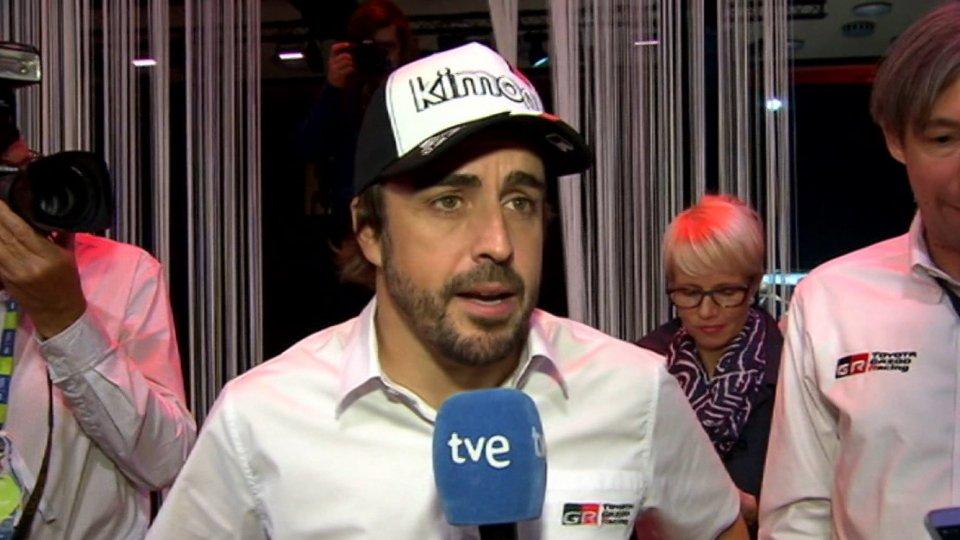 Fernando Alonso.Fernando Alonso alla Dakar 2020, primo pilota campione del mondo in F1 a partecipare