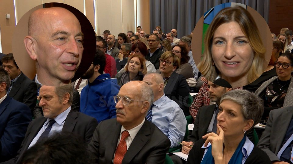 Neni Rossini E Giampaolo Giuliani