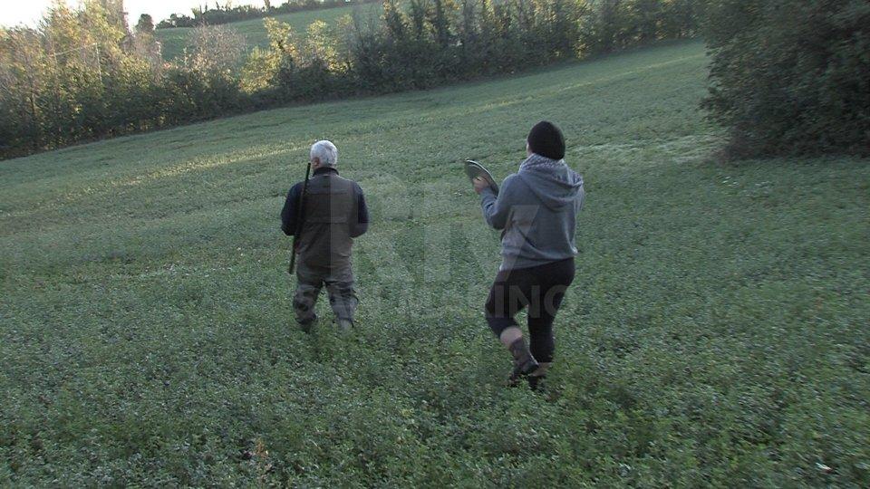 Nuova protesta contro la caccia a Fiorentino