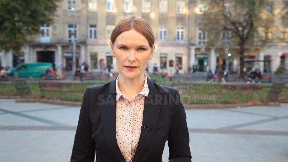 Dall'Ucraina Victoria Polischuk