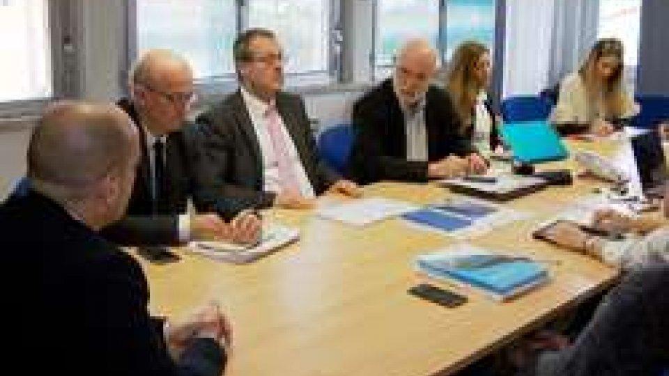 incontro OmsVisita dell'OMS a San Marino: uno sviluppo sostenibile per la sanità