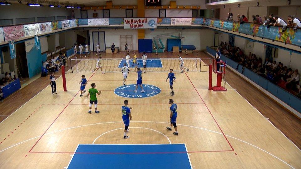 Volley: sconfitta casalinga per la Titan Services
