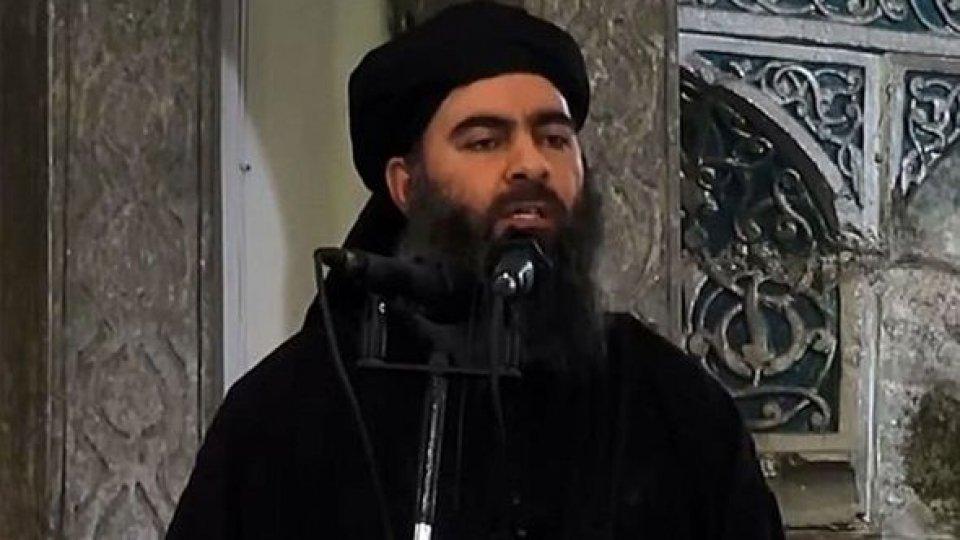 Al-Baghdadi, immagine di repertorio