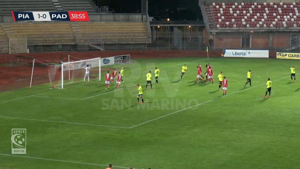 Piacenza-Padova 1-1