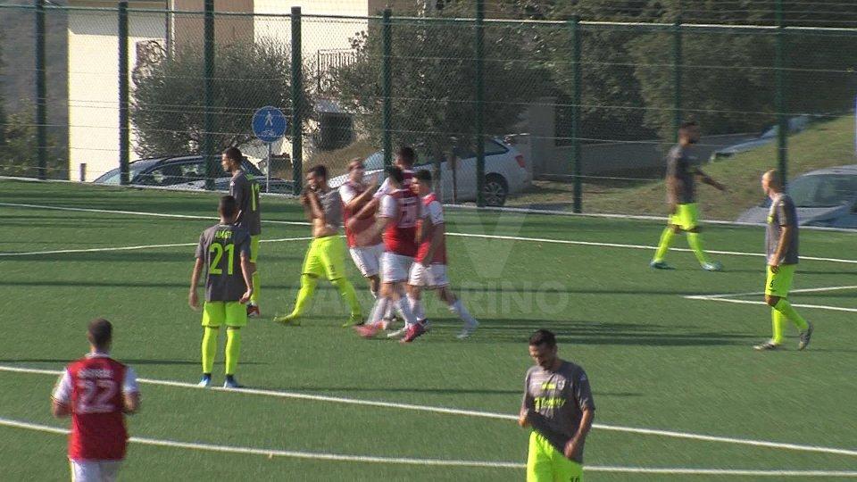 Coppa Titano: Cosmos quasi ai quarti, vittorie di misura per Folgore, Juvenes e La Fiorita