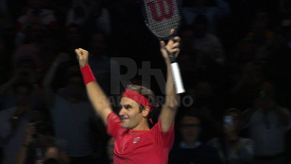 A Basilea, Federer è una sentenza: 3° successo di fila, schiantato De Minaur