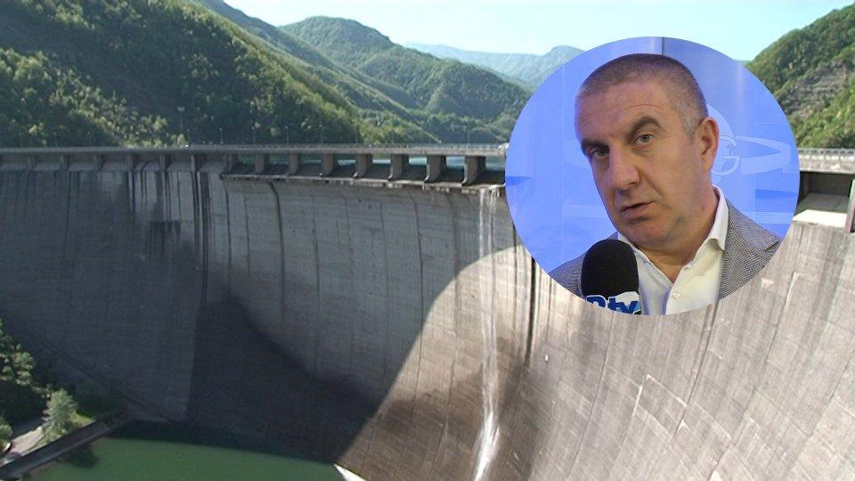 Nel servizio l'intervista con il Presidente di Romagna Acque, Tonino Bernabè