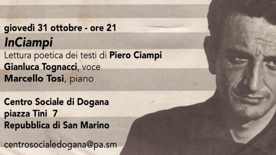 Inciampi- Le poesie di Piero Ciampi