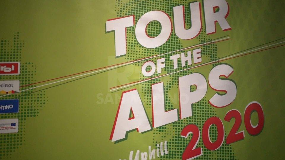 """Presentato il Tour of The Alps 2020, """"antipasto"""" del Giro d'Italia"""