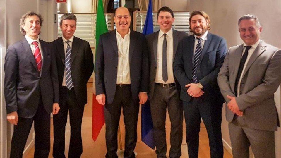 Noi per la Repubblica a Roma, dai vertici del Pd