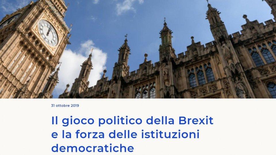 La Brexit sotto la lente di Michele Chiaruzzi su Treccani