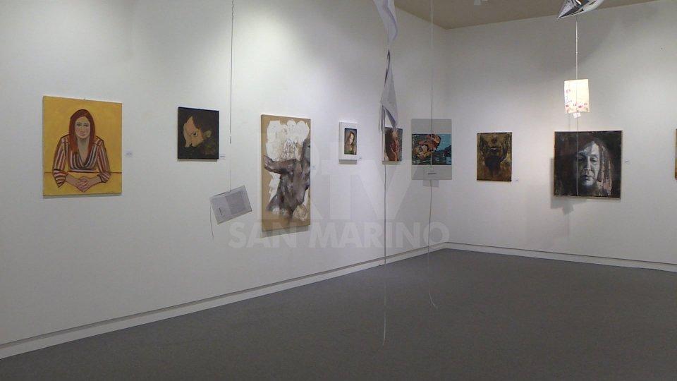 un immagine dalla mostra