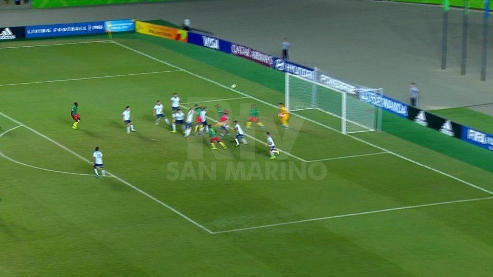 L'Italia batte anche il Messico e vola nel Gruppo F a punteggio pieno