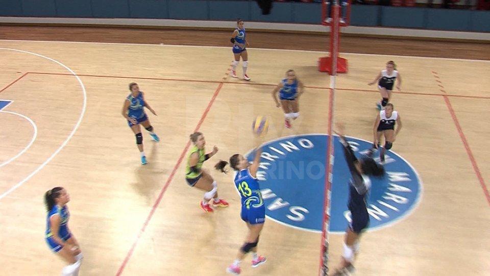 Volley: due sconfitte per le squadre sammarinesiVolley: due sconfitte per le squadre sammarinesi