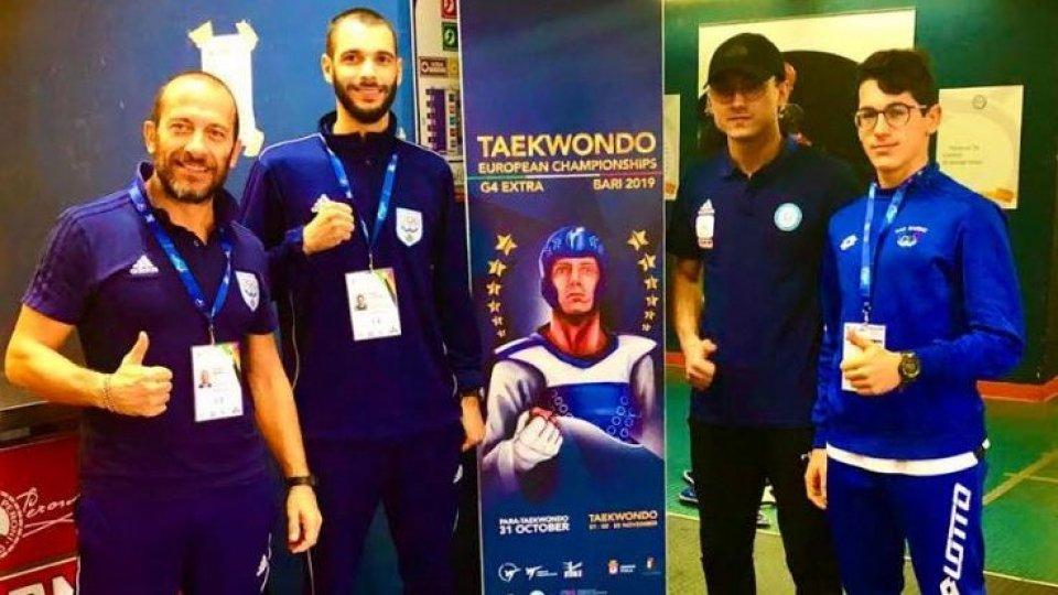 Buon Extra Europeo 2019 (G-4) a Bari per il Team Bianco-Azzurro