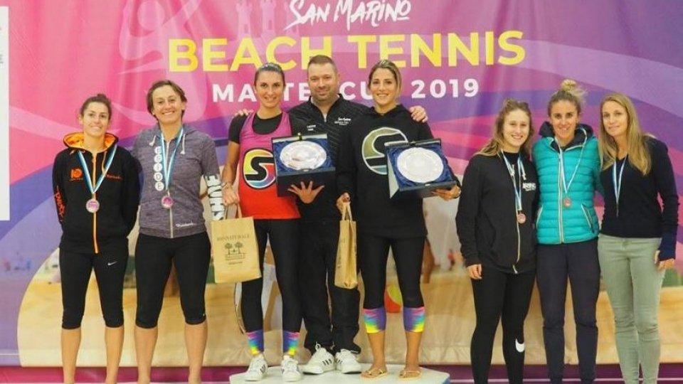 San Marino Beach Tennis Mastercup: vincono Beccaccioli-Benussi e Cimatti-Gasparri