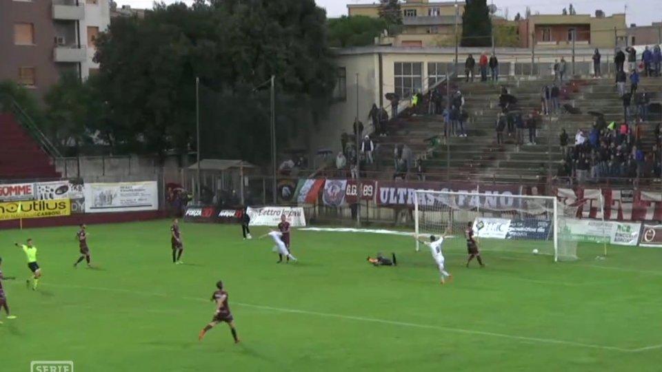 Fano - ArzignanoChiampo 0-2