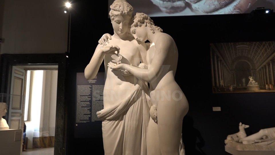 La bellezza senza tempo di Antonio Canova in una mostra a Roma