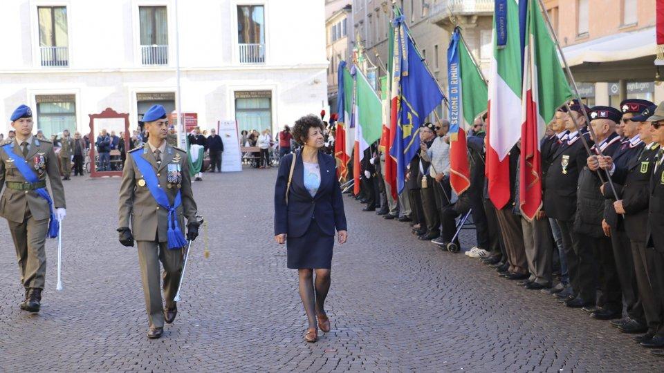4 Novembre: giornata dell'Unità nazionale e delle Forze armate