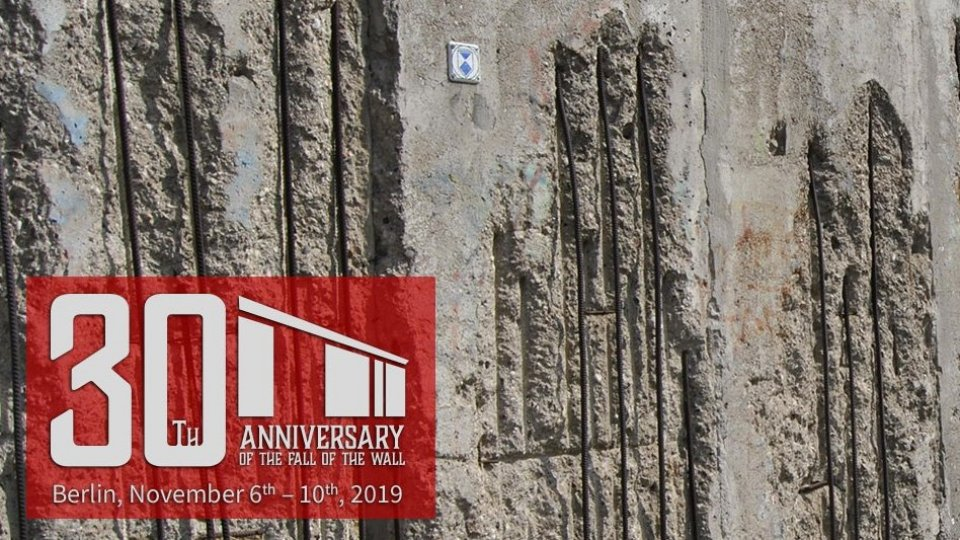 30° Anniversario della Caduta del Muro