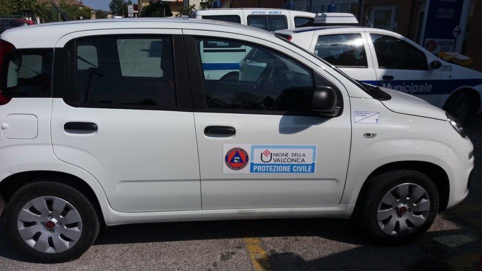 Coi Valconca, completato il percorso di potenziamento del gruppo di protezione civile