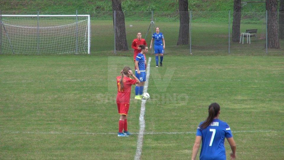 Prima vittoria in serie B della San Marino Academy. Contro il Ravenna finisce 1-0