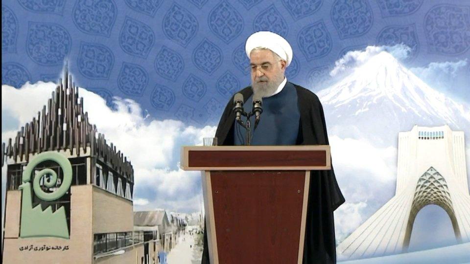 Iran, riavviato l'arricchimento dell'uranio