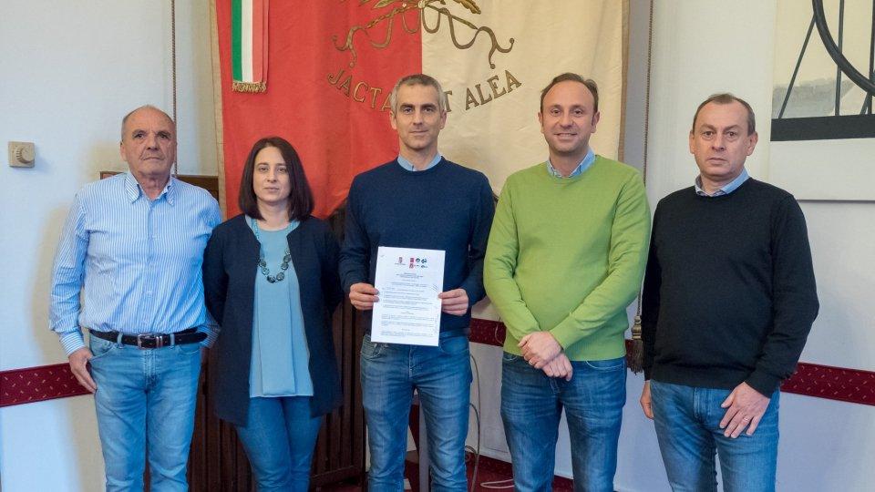 Rimini: firmato Protocollo Appalti Parco del Mare