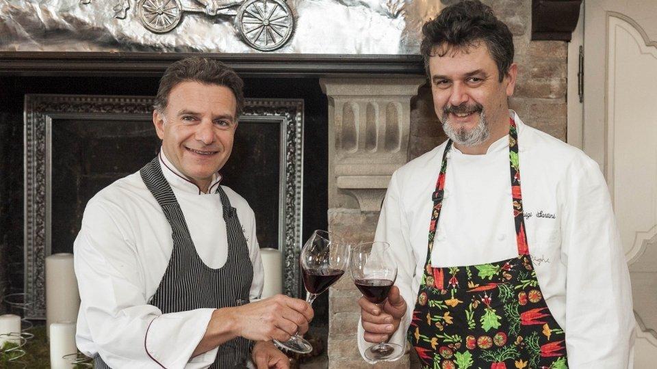 Ristorante Righi: San Marino, l'autunno stellato di Luigi Sartini