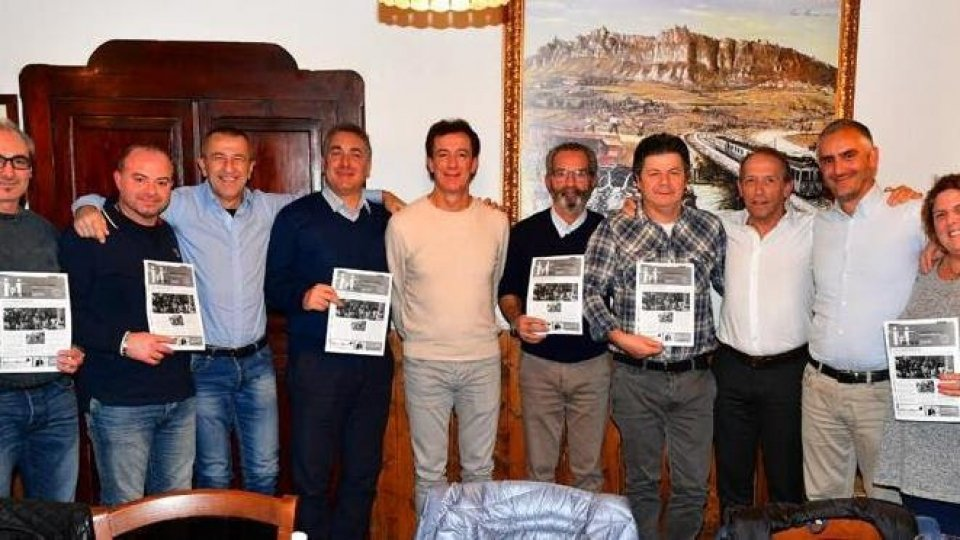 L'Associazione Sammarinese Calcio Over 35 per San Marino for the Children onlus