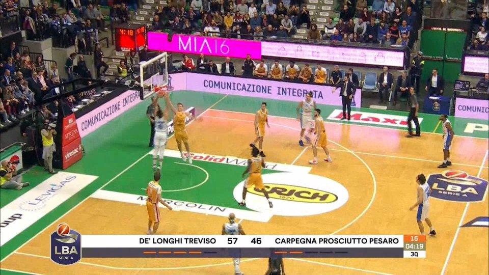 La VL Pesaro riceve Trento per muovere la classifica
