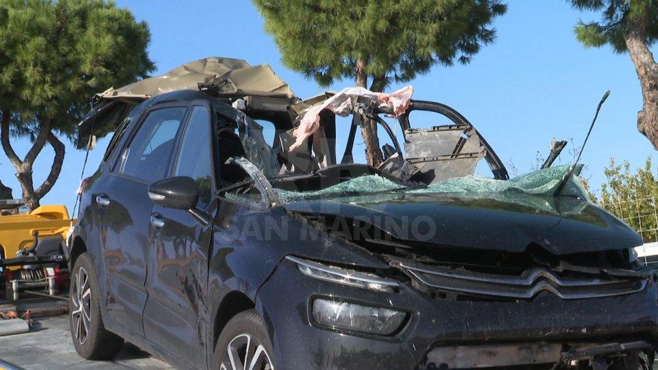 Incidente mortale a Rimini