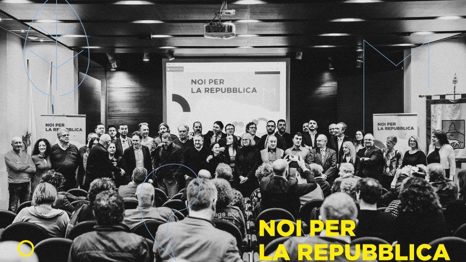 Presentazione del progetto politico Noi per la Repubblica