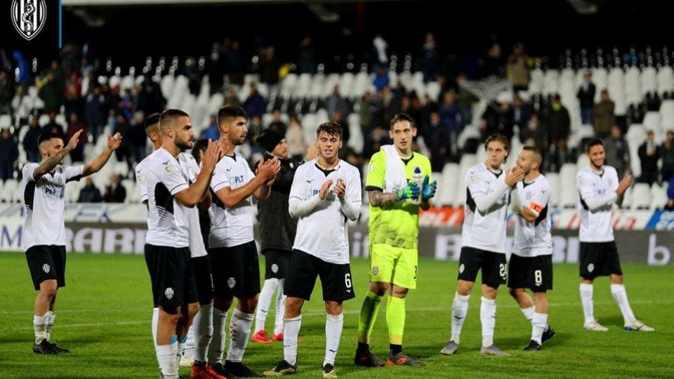 Cesena-Reggiana 0-0 @cesenafcCesena-Reggiana 0-0