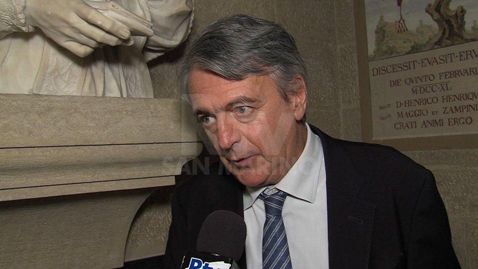 """Giuseppe Maria Morganti: """"Sempre a fianco dell'Eccellentissima Reggenza"""""""