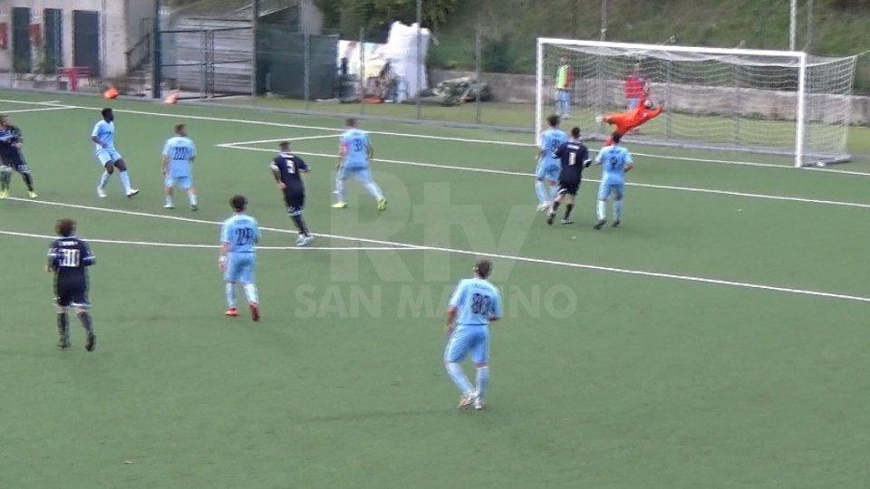 Coppa Titano: Tre Penne, Cailungo e Domagnano ai quartiCoppa Titano: Tre Penne, Cailungo e Domagnano ai quarti