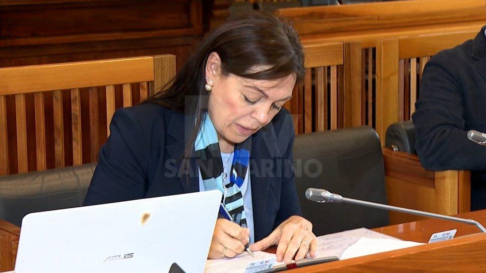 Il Segretario Eva Guidi