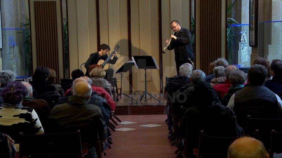Di Ienno e Paolino per il sesto appuntamento della Rassegna musicale d'autunno