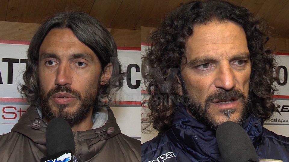 Emmanuel Cascione, Mirko CudiniEmmanuel Cascione, Mirko Cudini