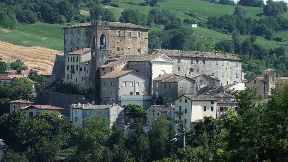 Il borgo di Monte Cerignone