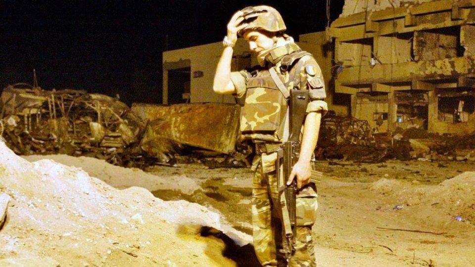 12 novembre 2003: l'Italia ricorda la strage di Nassiriya