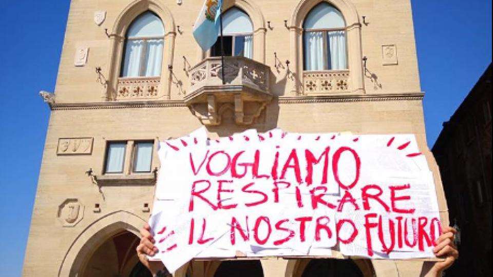 Fridays For Future San Marino. Lettera aperta a tutte le forze politiche e alla cittadinanza