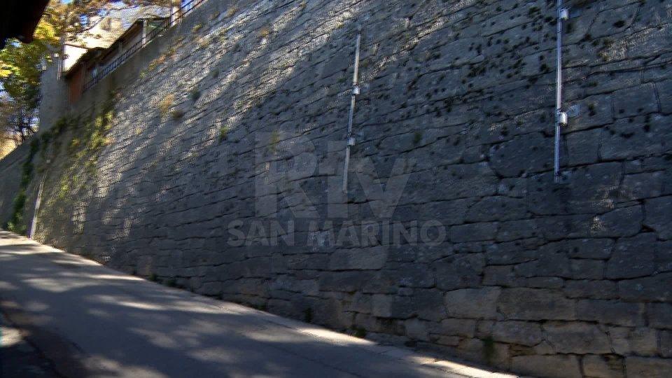 Territorio: partono i lavori al muro di via Fratta, nessun allarme in altre aree ma attenzione costante