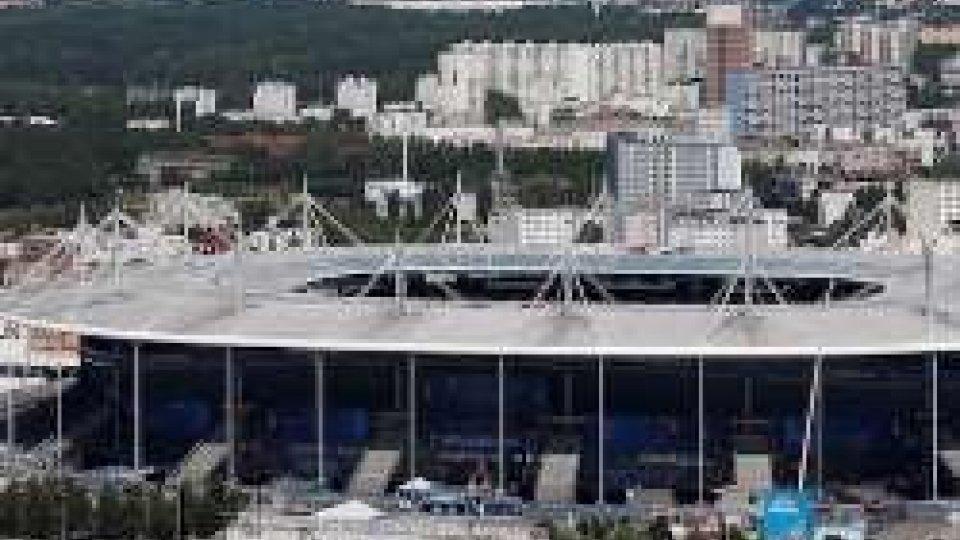 Stade de France di Saint-DenisQuesta sera c'è Portogallo-Francia, finale degli Europei