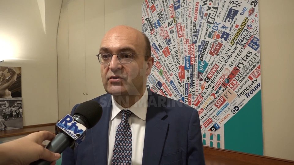 Antonio Misiani, vice ministro Economia