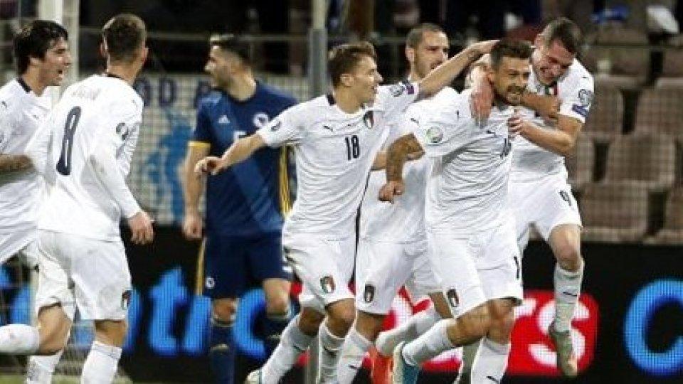 Euro 2020: l'Italia ne fa 10 di fila. Sarà testa di serie al sorteggio dei gironi