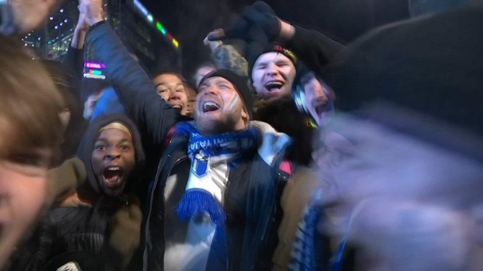 Finlandia qualificata agli Europei, esplode la festaFinlandia qualificata agli Europei, esplode la festa