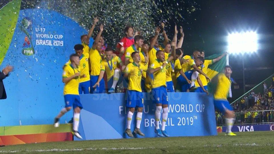Vittoria del Brasile